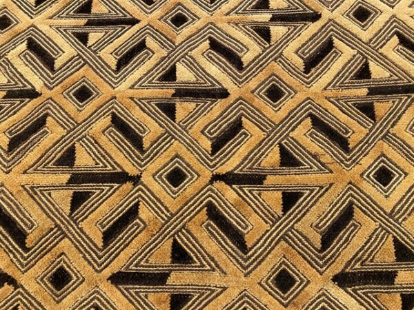 African textile pattern