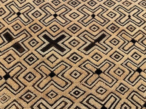 Shoowa Textile Pattern